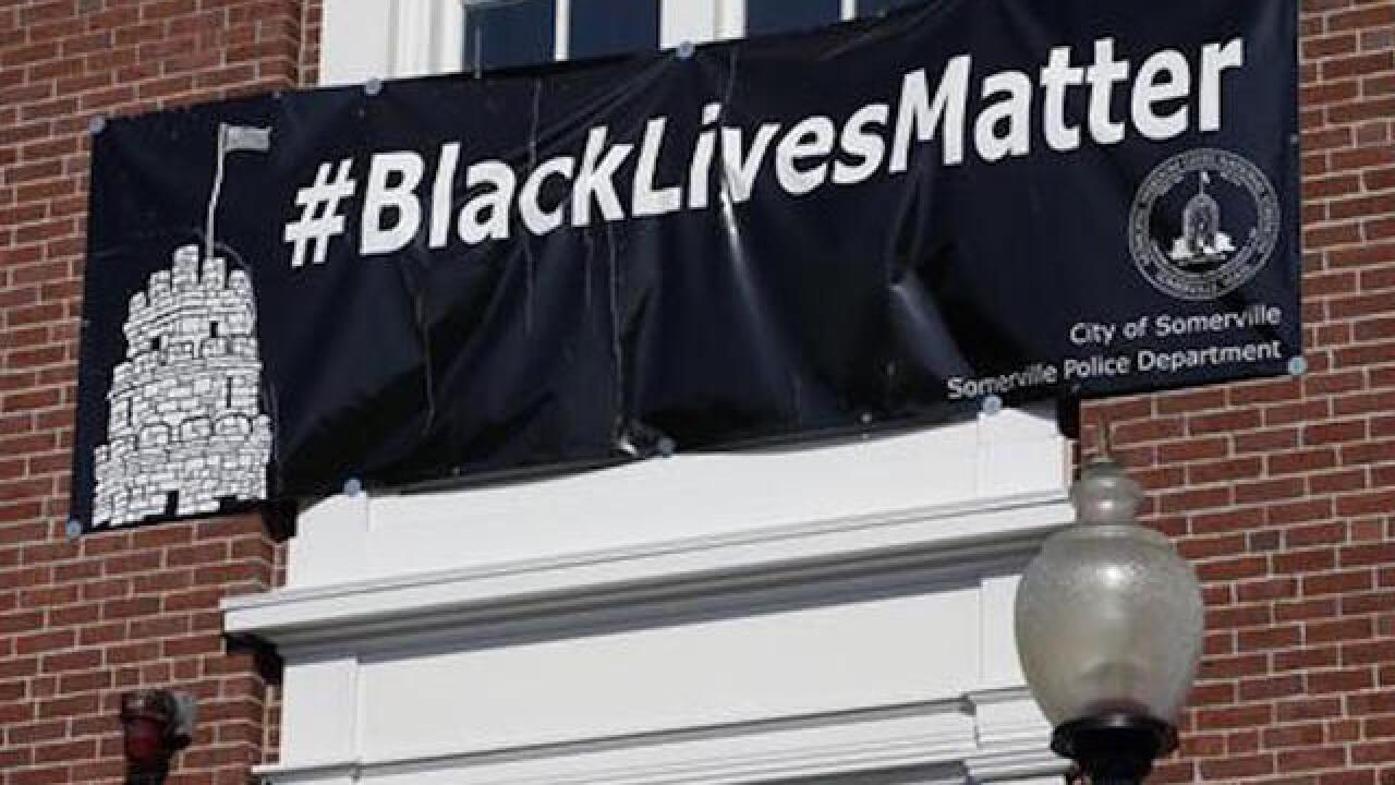 Massachusetts mayor allows Black Lives Matter banner to stay on City Hall