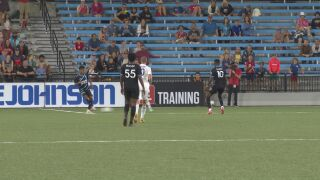 Switchbacks FC vs. Louisville City FC game in 1-1 draw