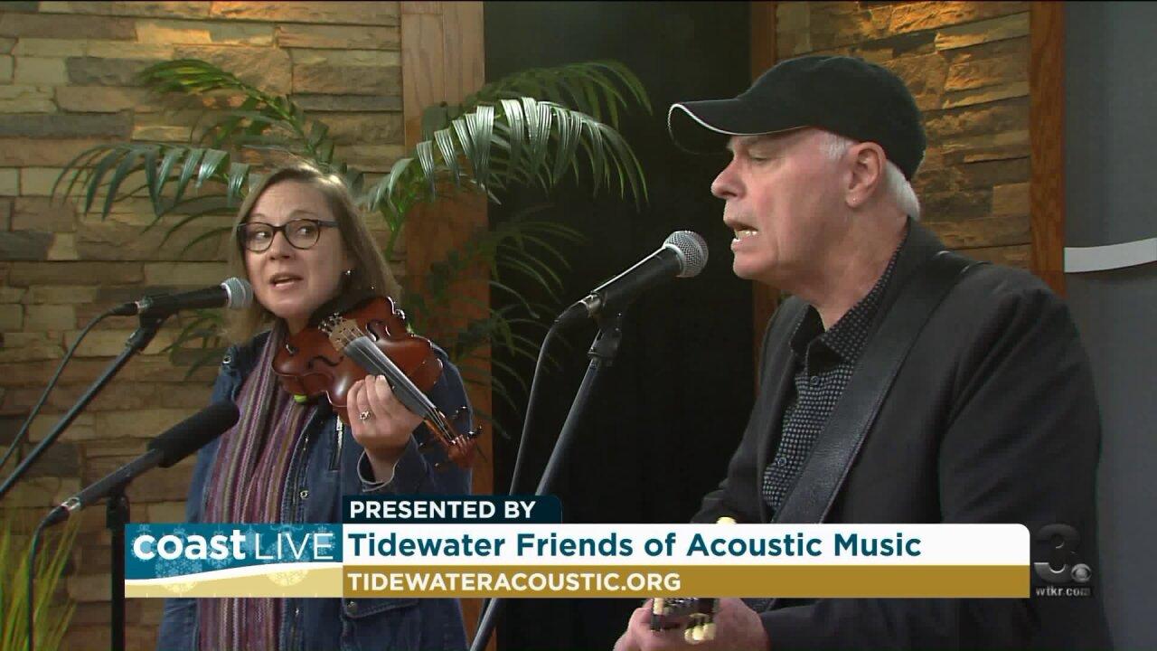 Local Music Spotlight with Ron Fetner on CoastLive