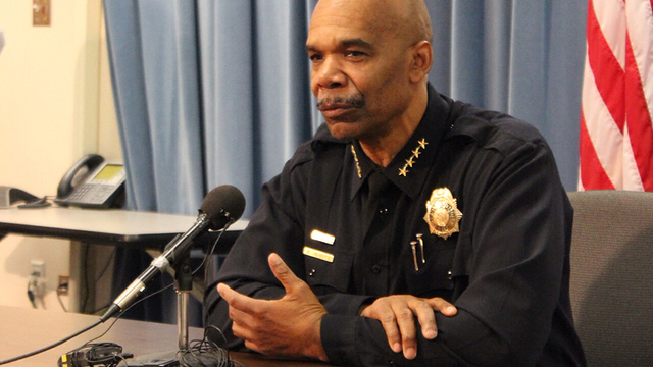 DPD chief apologizes for comments after crash