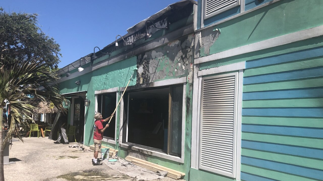 The aftermath of a fire at Mulligan's Beach House Bar and Grill in Jensen Beach on May 24, 2021.jpg