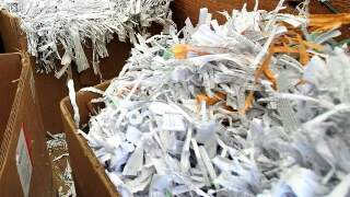 When it's safe to shred old documents