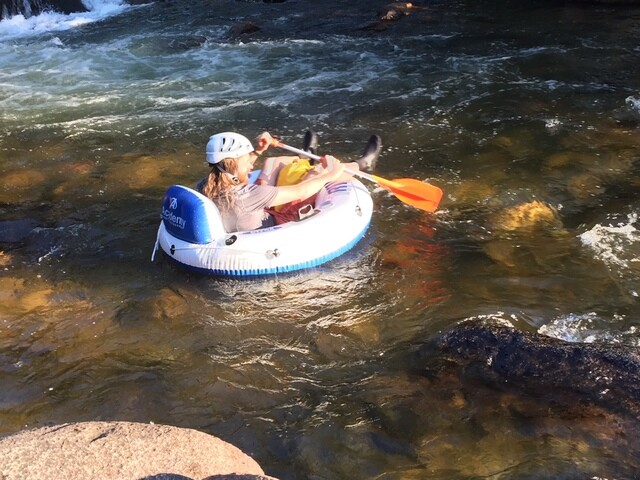 GALLERY: Commuters float down Boulder Creek for 11th annual