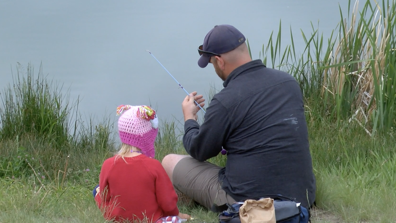 Gallatin County Trout Fishing Derby