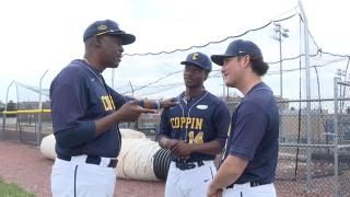 Coppin State Baseball