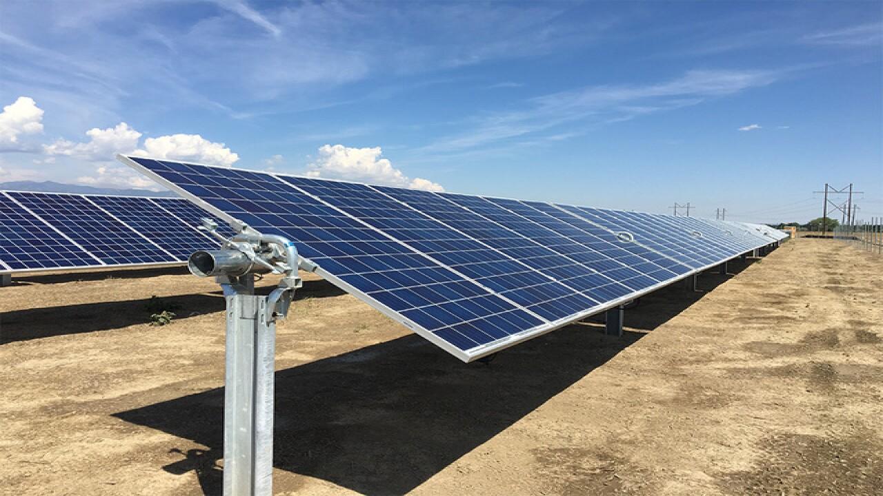 Solar farm to power 3k homes in Colorado Springs