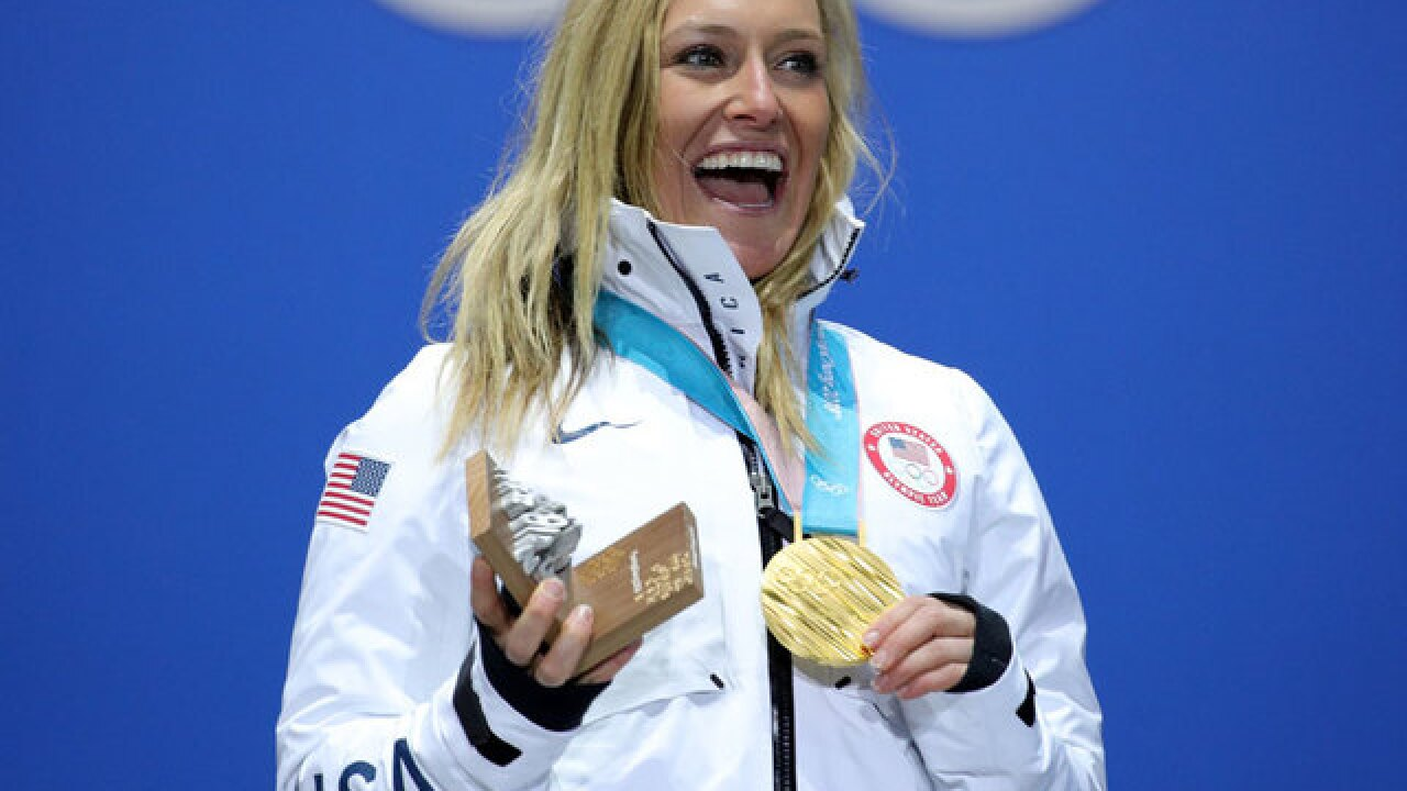 Gold medal for Jamie Anderson but a black eye for snowboarding