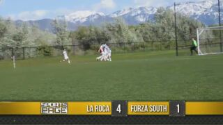 UYSA Game of the Week: La Roca vs Forza South(5/2/2017)
