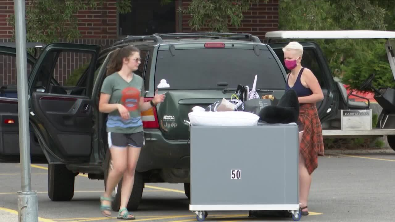 UM welcomes students to campus under new COVID-19 guidelines