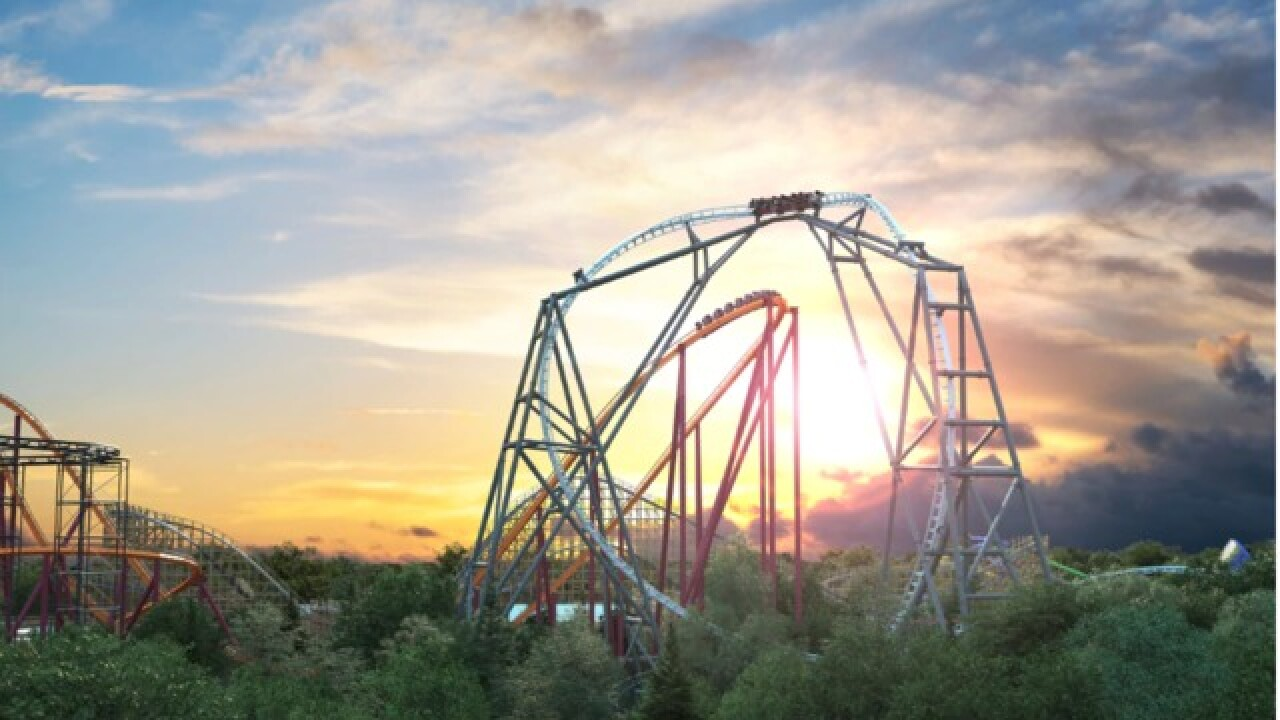 New roller coaster to reach 78 mph in 2 seconds, the fastest in North America