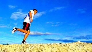 WPTV jogging