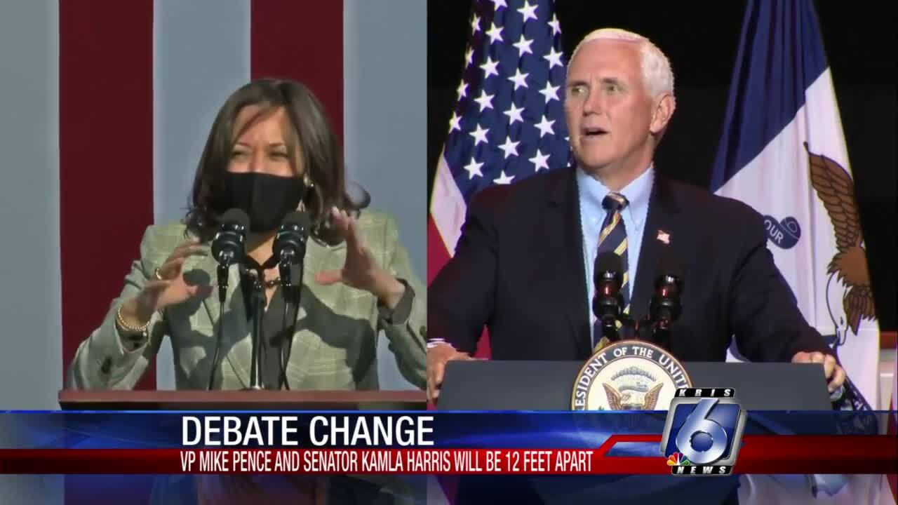 New rules in place for Wednesday's vice presidential debate