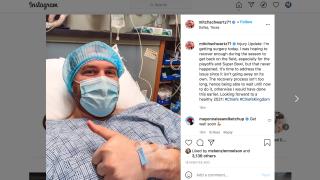 mitchell schwartz injury update