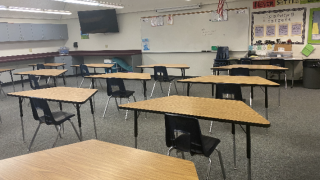 Alpine school district to help set up learning pods on school property