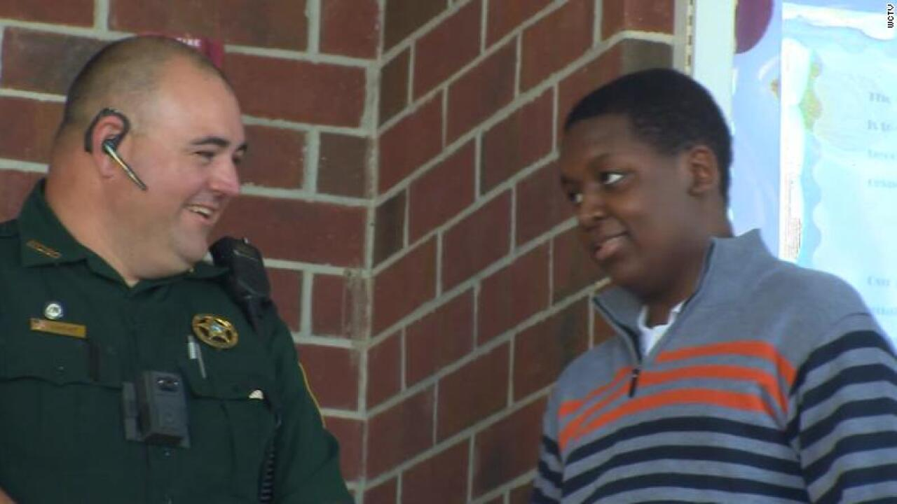 Florida student saved by school resource officer, nurse after his heart stopped