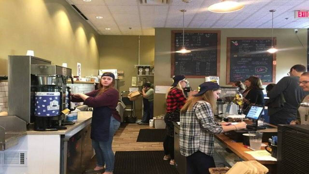 Bee Coffee Roasters transforms into Luke's Diner