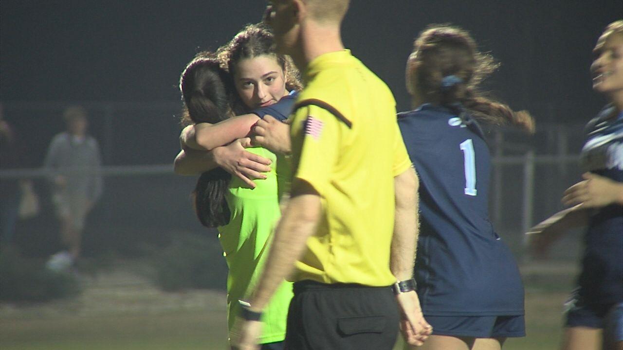 Ascension girls soccer