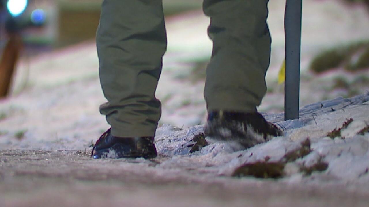 Mayfield Hts. seniors have icy sidewalk concerns