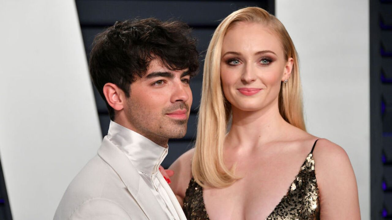 Joe Jonas, Sophie Turner married in Las Vegas by Elvis impersonator