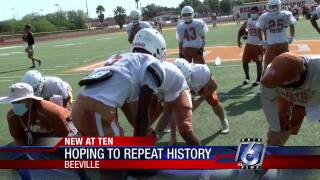 Beeville rolling with punches this season