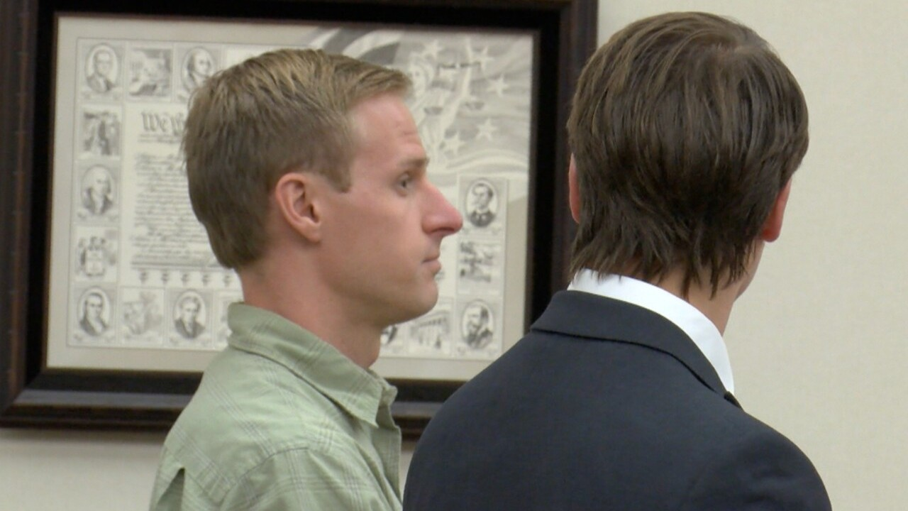 Man charged with removing Kalispell 10 Commandments monument appears in court