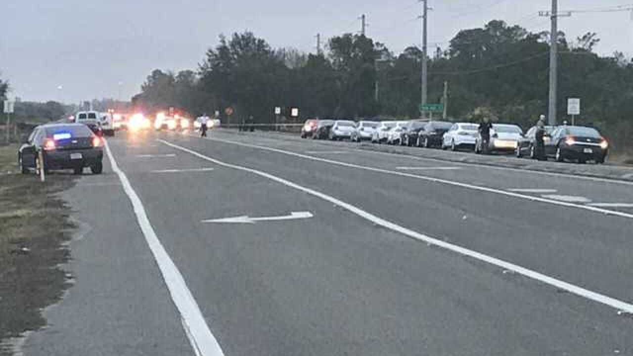 Deputy-involved shooting in Lakeland