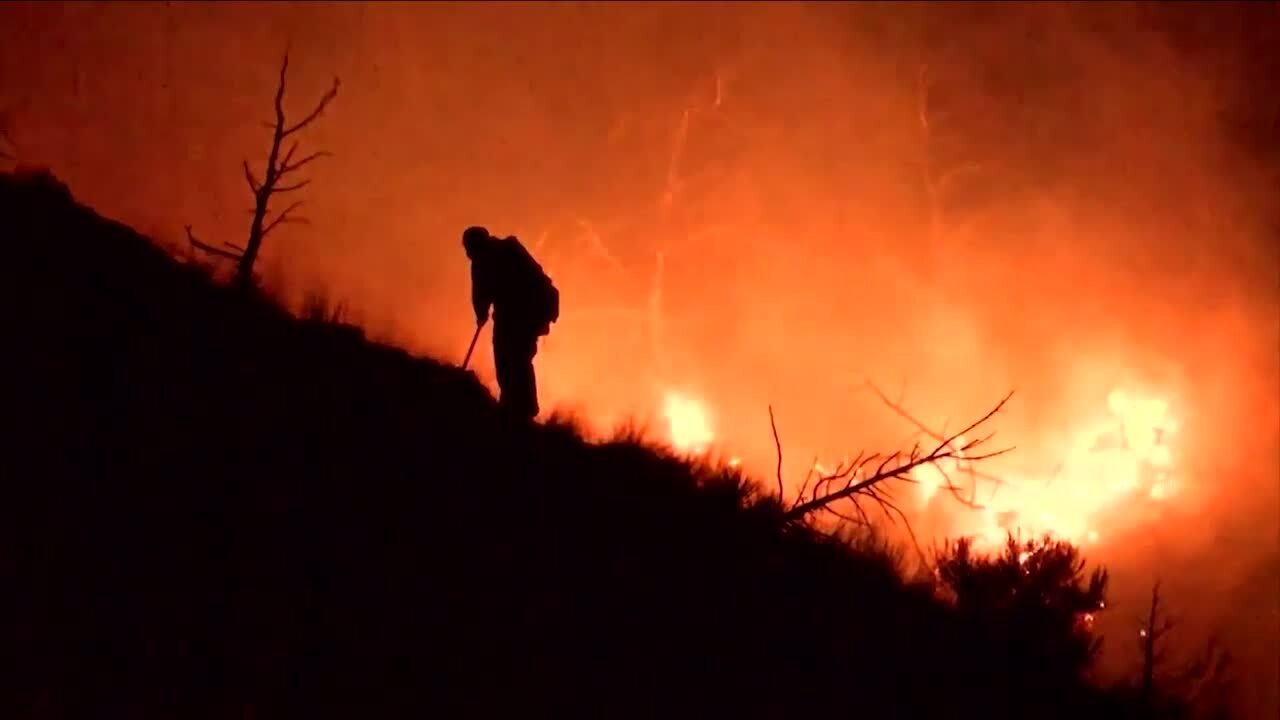 "State watching for summer of ""active fire"" weather in Montana"