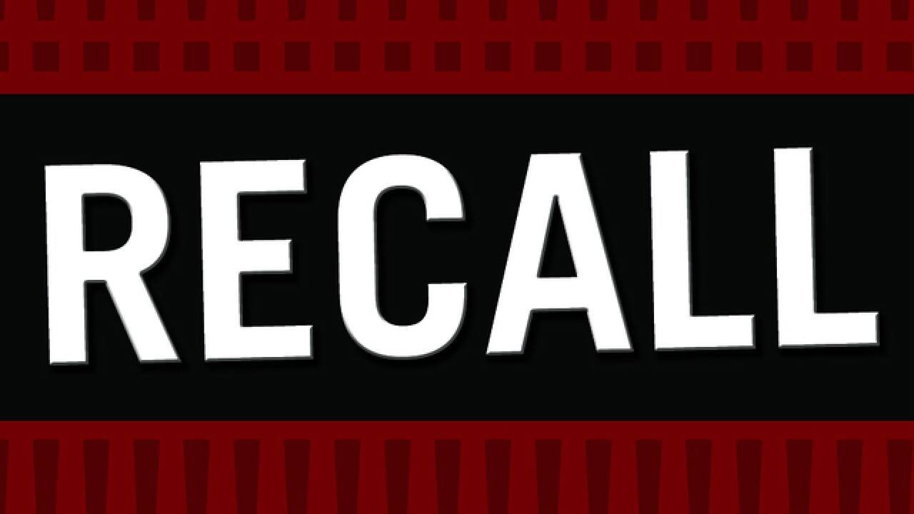 Dog food sold in six states being recalled