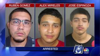Three arrested in connection with death of Manuel Pardo.