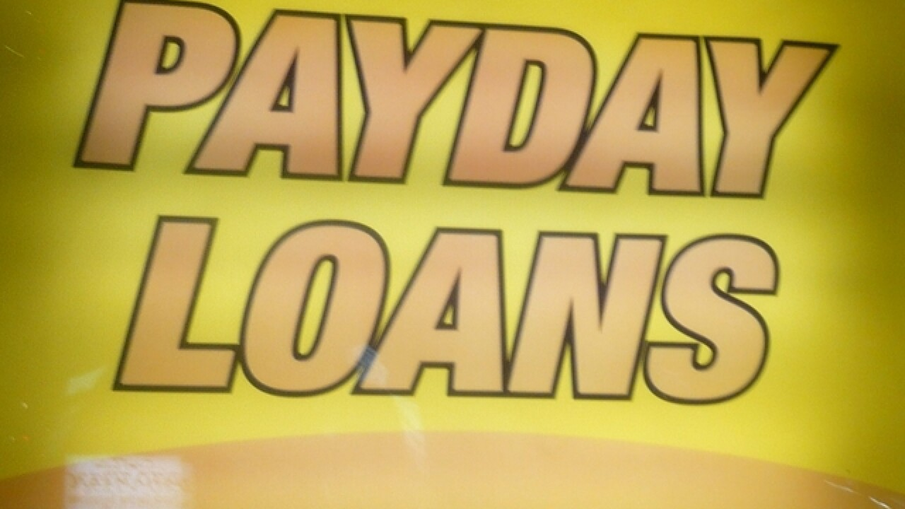 Kansas proposal would set interest rate cap on payday loans