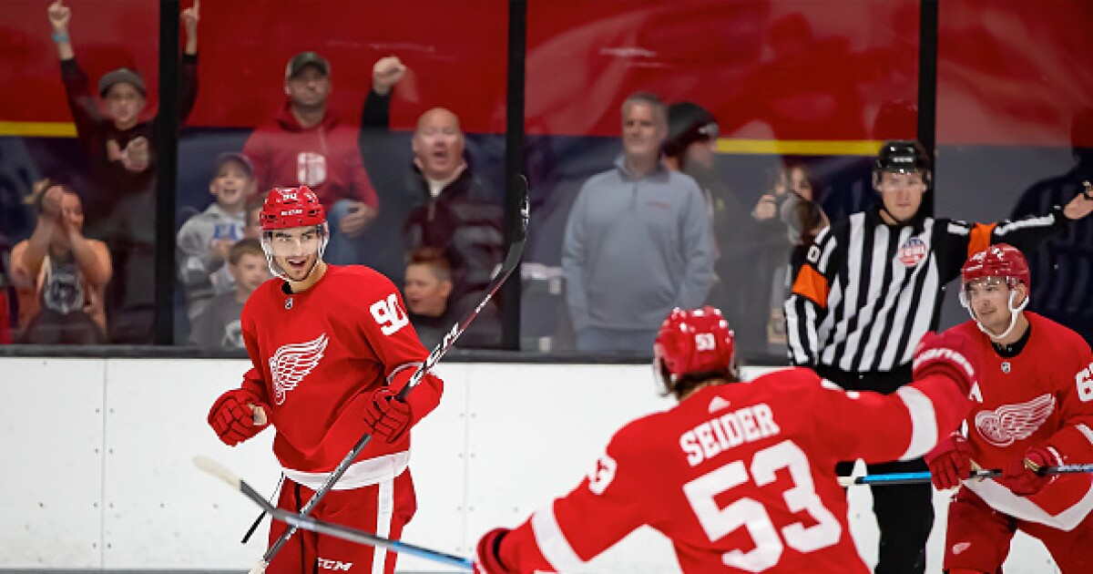 Detroit Red Wings | Bleacher Report | Latest News, Scores