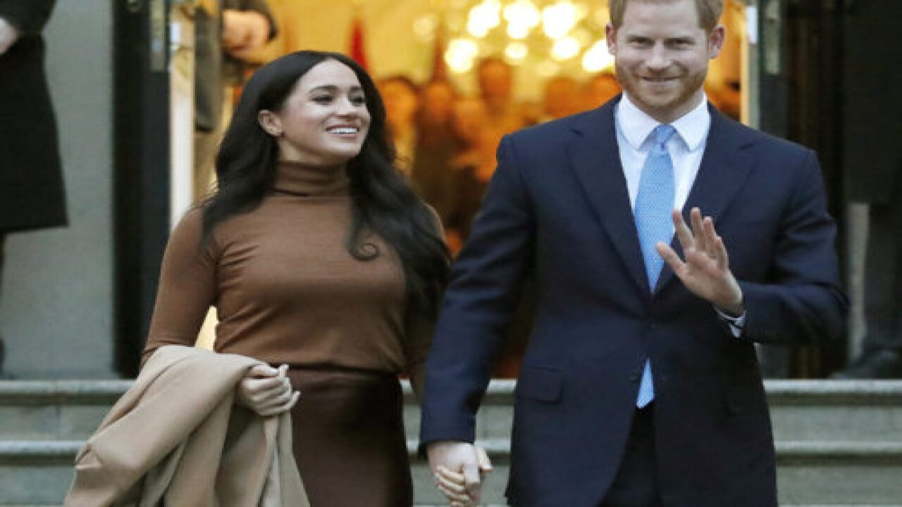 Oprah Winfrey To Host Prime-time Interview With Prince Harry And Meghan Markle