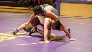 Reubin Swenson hopes to put Chester-Joplin-Inverness wrestling on the map