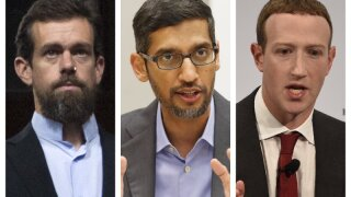 3 social media CEOs face grilling by GOP senators on bias