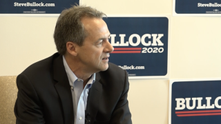 NY, California, DC are big donor sources for Bullock's presidential campaign