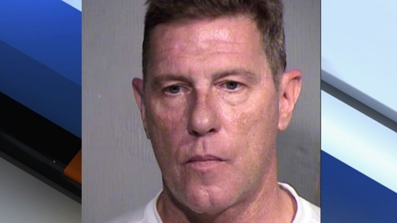 MCSO: Sun City DUI suspect steals car, thought it was his vehicle