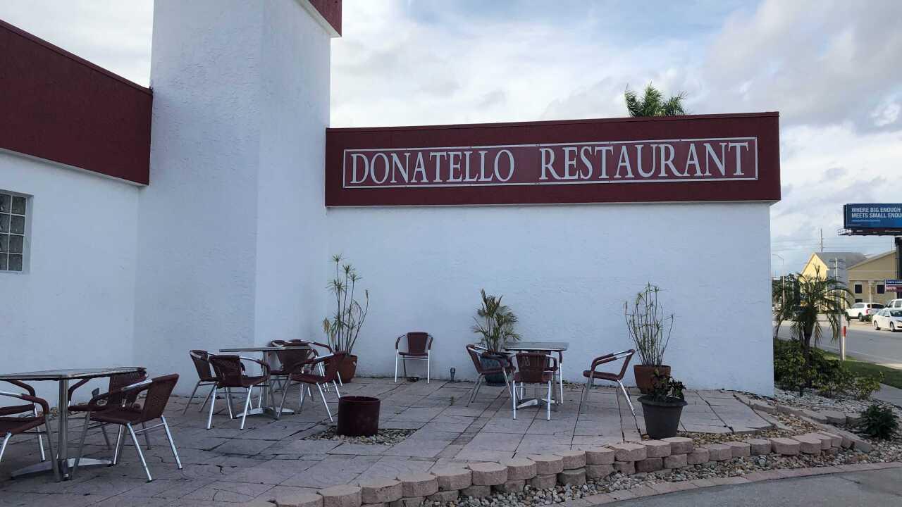 Donatello restaurant
