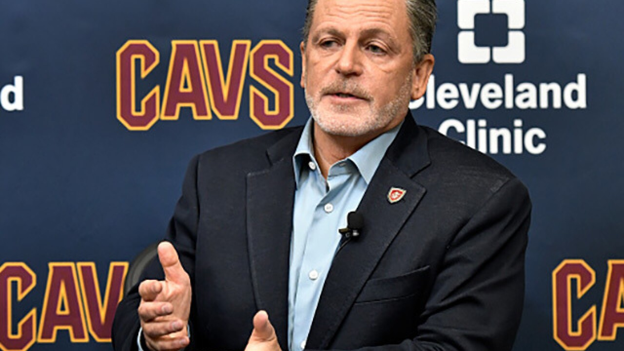 ESPN Report: Dan Gilbert wants to sell the Cavaliers