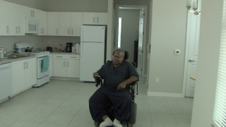 Brandon Williams, who has cerebral palsy, moves into 'Home at Tamarind'