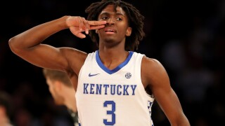 Tyrese_Maxey_State Farm Champions Classic - Michigan State Spartans v Kentucky Wildcats