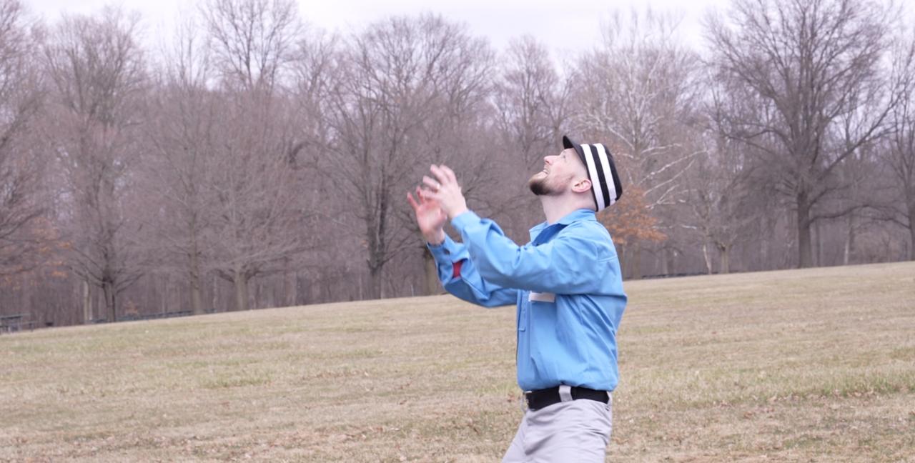 Michael Jarema is starting a vintage base ball club