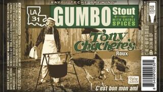 Gumbo Stout Label