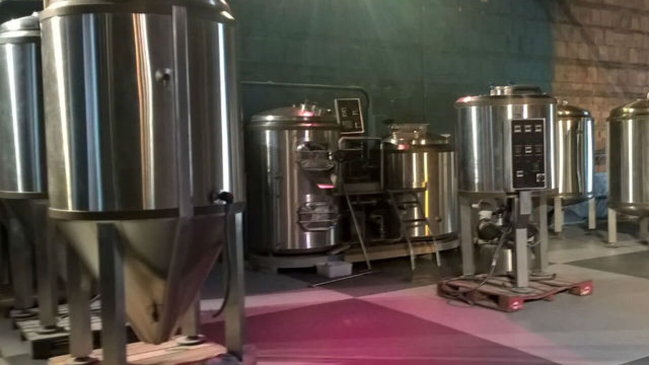 Want to invest in a brewery? Bircus Brewing offers that chance