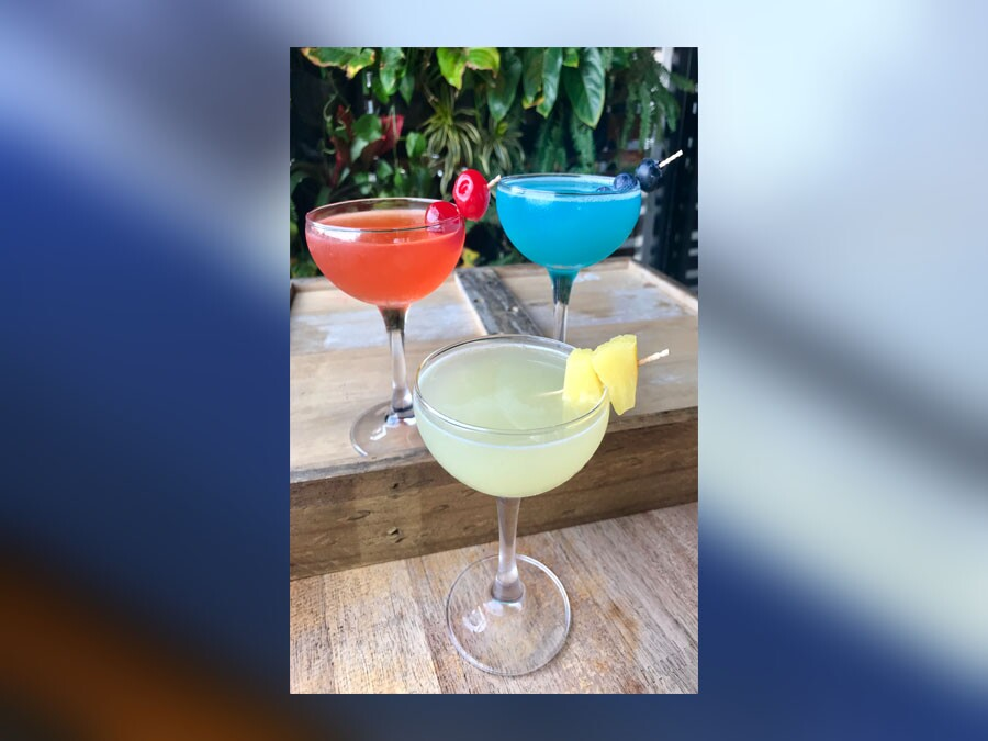 Tajima East Village Pokemon inspired cocktails