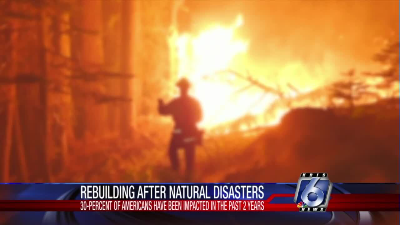 National non-profit aims to help individuals rebuild from natural disasters