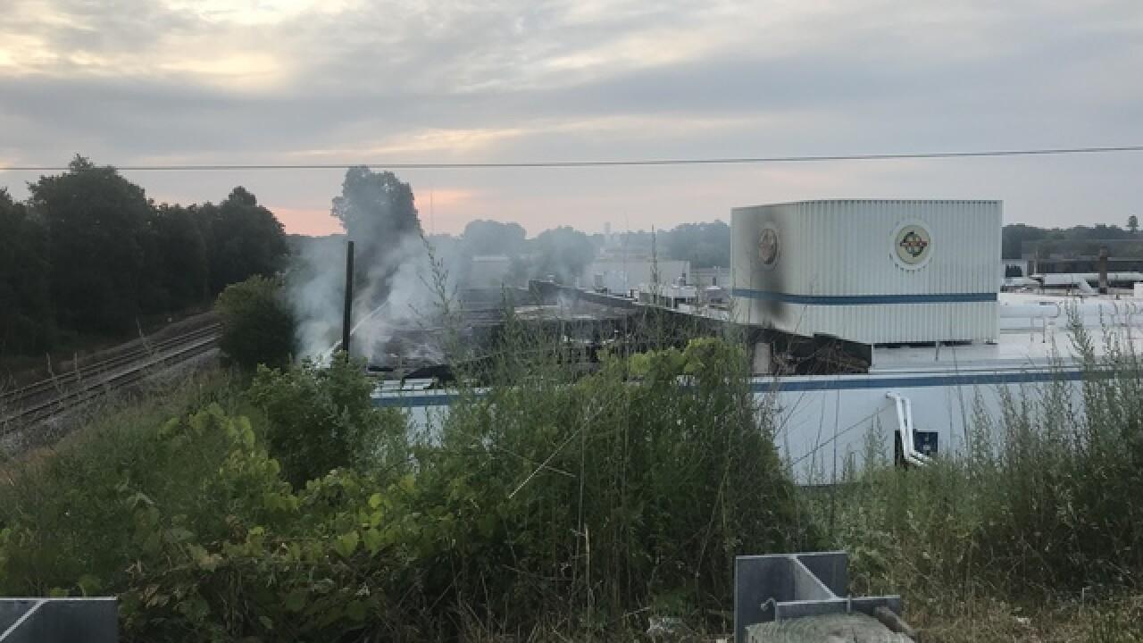 Overnight fire destroys Pewaukee business