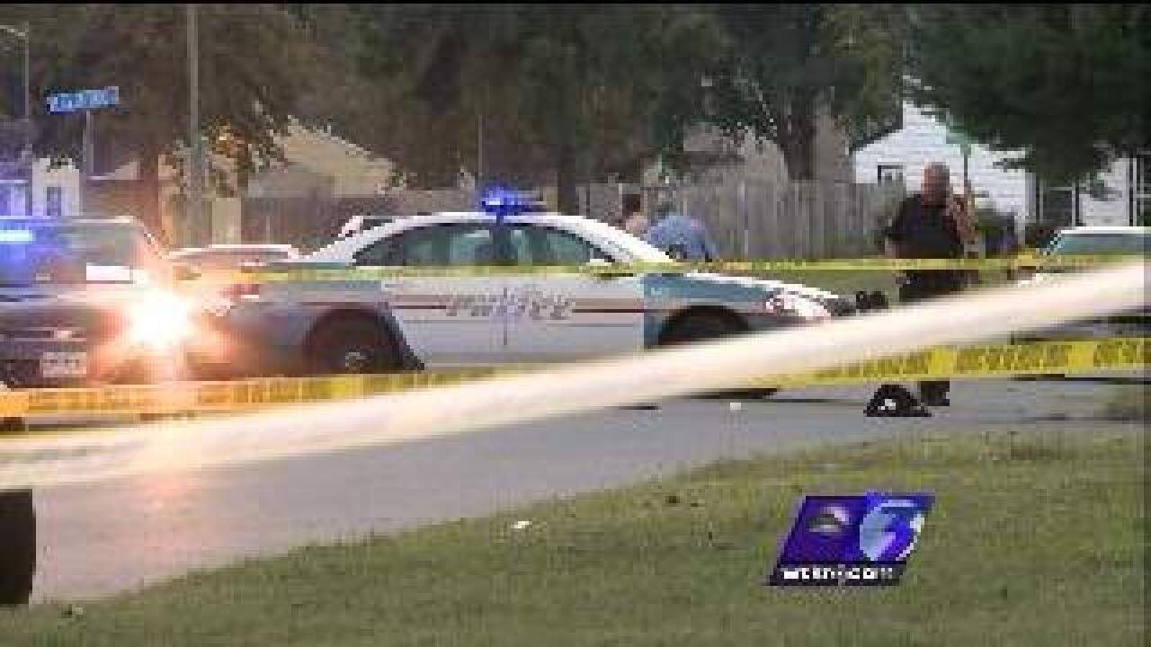 Portsmouth police investigate two shootings in Churchland