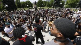 America Protests Denver