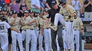 Vanderbilt beats Michigan to win College World Series championship