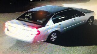 Holt Delhi Twp shooting suspect vehicle